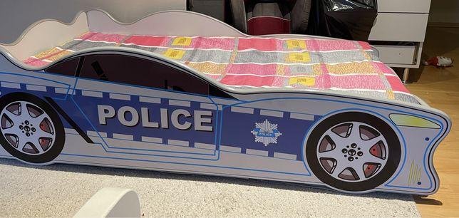 Łóżko dla dzieci - Policja