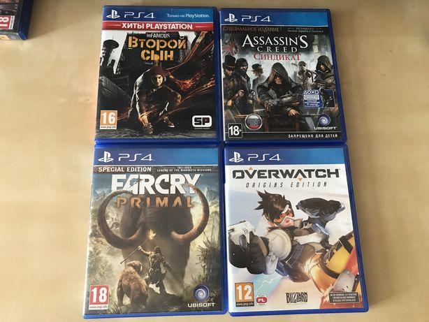 Игры для PlayStation4