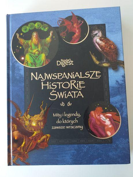 Najwspanialsze Historie Świata
