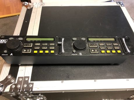 MIKSER XXL CDX-10 Dual Player