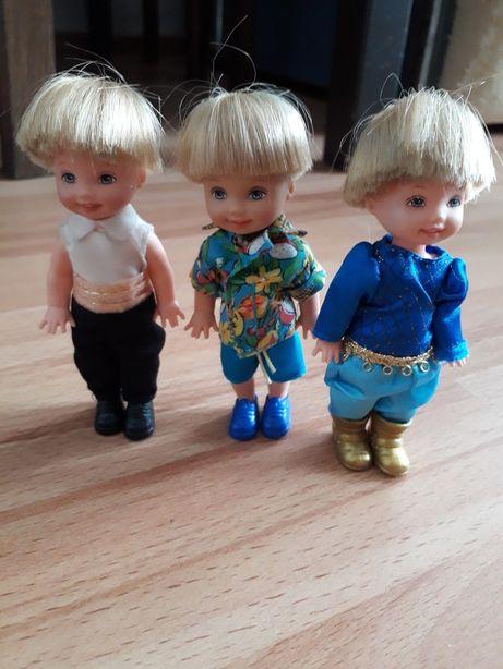 Mattel Enchantimalls Gumowe oryginalne