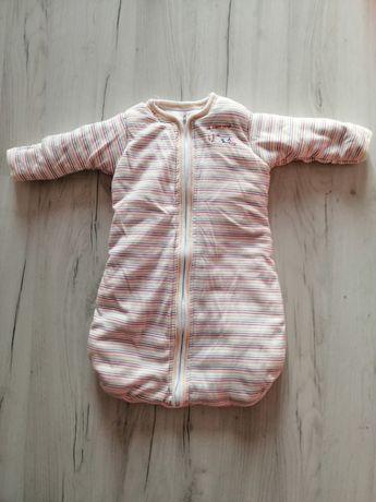 Śpiworek niemowlęcy cieply