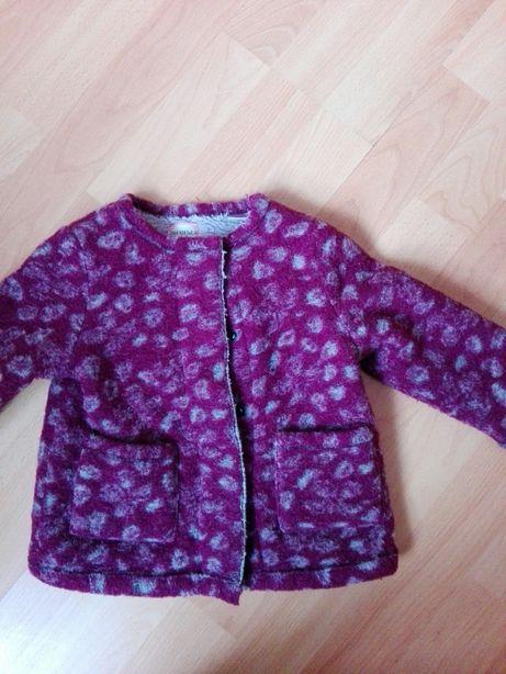 Sweterek , kardigan na jesień  Zara