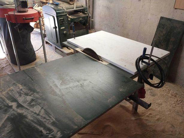 Piła formatowa pilarka stołowa