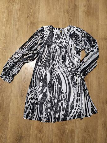 Sukienka H&M 36 z długim rękawem