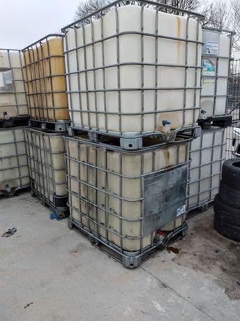 Zbiornik 100 litrów Mauzer