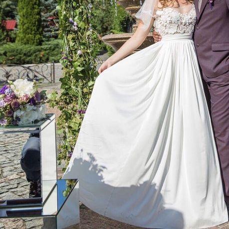 Сукня на розписку , плаття , весілля, випускний, причастя