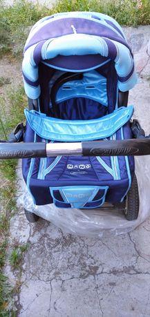 Детская коляска 2 в 1 + подарок слинг