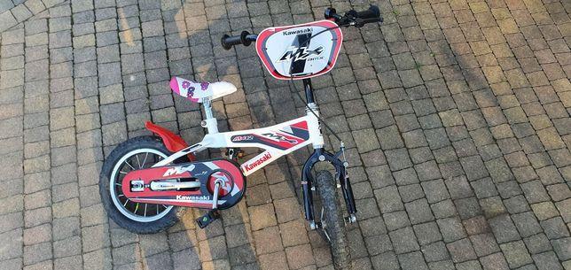 Rowerek dziecięcy Oryginał Kawasaki