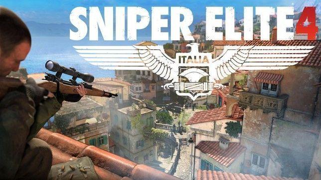 Sniper Elite 1,2,3,4 Deluxe Edition (Steam PC,ПК, PS3,4 Xbox 360, One)