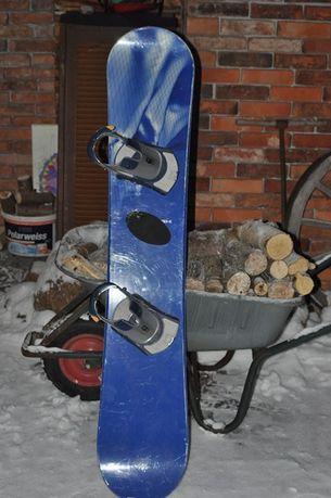 Deska snowbordowa snowboard HEAD + wiazania 158cm