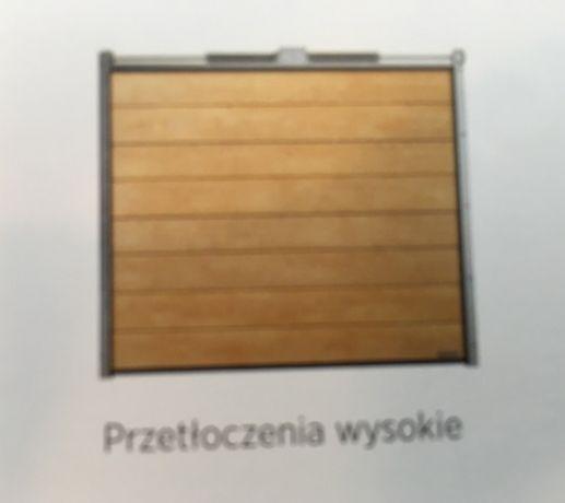 Brama garażowa nowa Wiśniowski