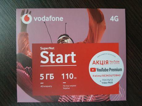 Стартовый пакет Vodafone SuperNet Start