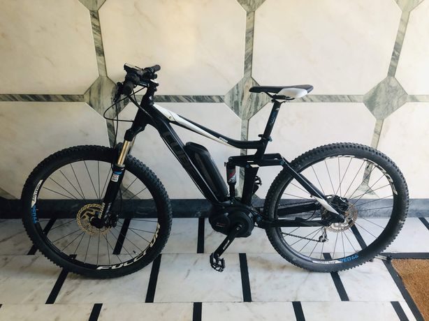 E-Bike Cube Stereo Hybrid 120 HPA Pro 29