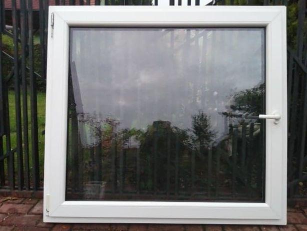 Okno Jednoskrzydłowe PCV Szerokość 130 wysokość 118