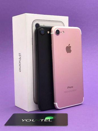iPhone 7 32/128/256 (ПОДАРОК/оригінал/айфон/купить/гарантія/телефон)