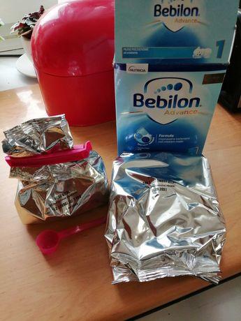 Zamienię mleko sztuczne bebilon 1