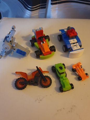 Lego / samochodziki