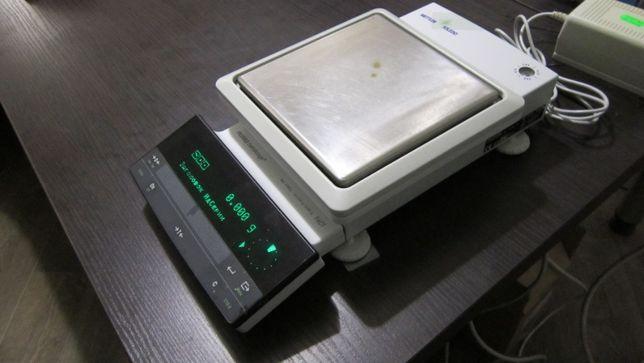 Весы лабораторные , ювелирные Mettler Toledo PR2003 Delta Range