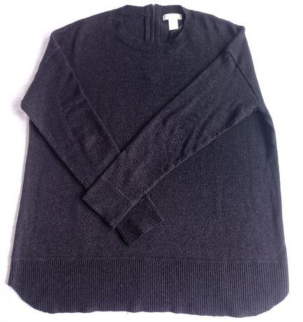 5€ Camisola H&M cinzento escuro