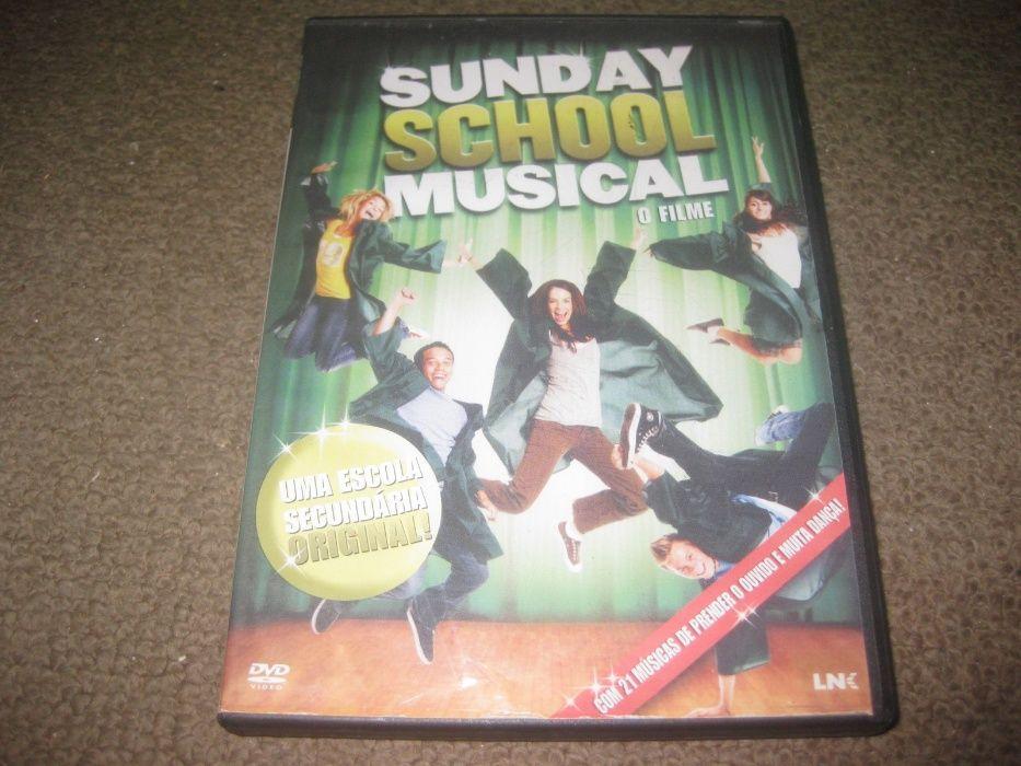 """DVD """"Sunday School Musical"""" Paços de Ferreira - imagem 1"""