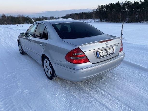 Mercedes-Benz  E-Klasa w211 2.2CDI