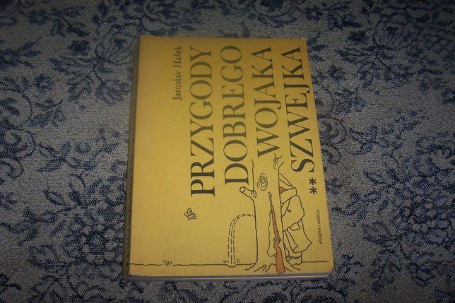 Przygody Dobrego Wojaka Szwejka Jaroslav Hasek Wydanie 16