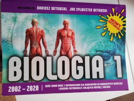 Zbiór zadań Witowski biologia matura