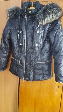 Теплая куртка размер М