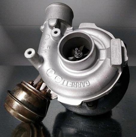Отремонтированная турбина BMW