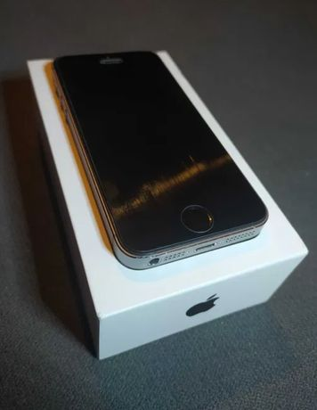 Telefon iPhone 5s 16gb gwiezdna szarość