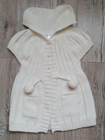 Sweter Kardigan 80 cm