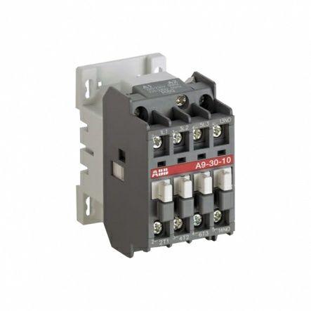 Контактор производителя ABB  модели А9-30-10