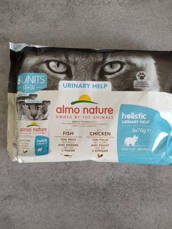 Karma dla kota almo nature