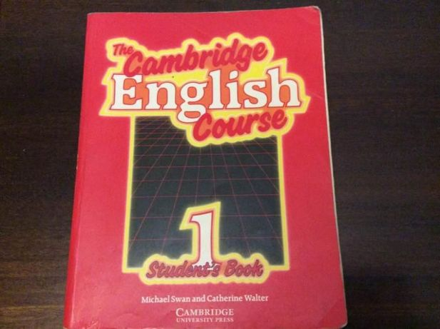 The Cambridge English Course -1