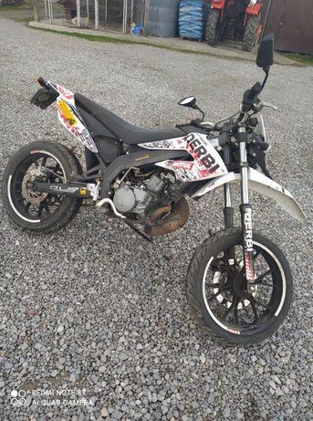 Motocykl Derbi Senda 50