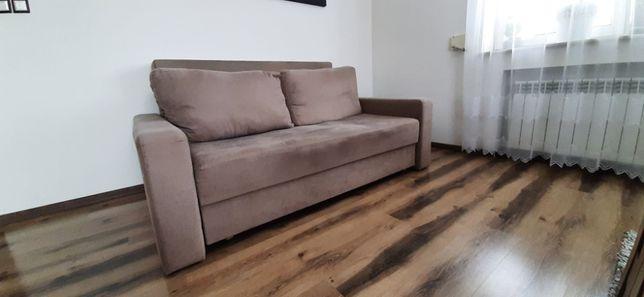 Sofa z wygodną funkcją spania