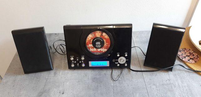 Radio CD kolumny DENVER