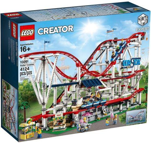 LEGO Американские горки 10261 (блочный конструктор)