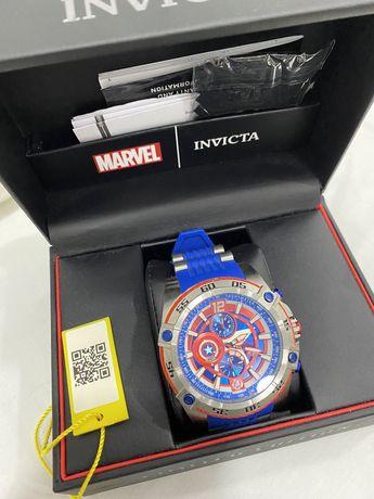 Relogio Marvel INVICTA - NOVO