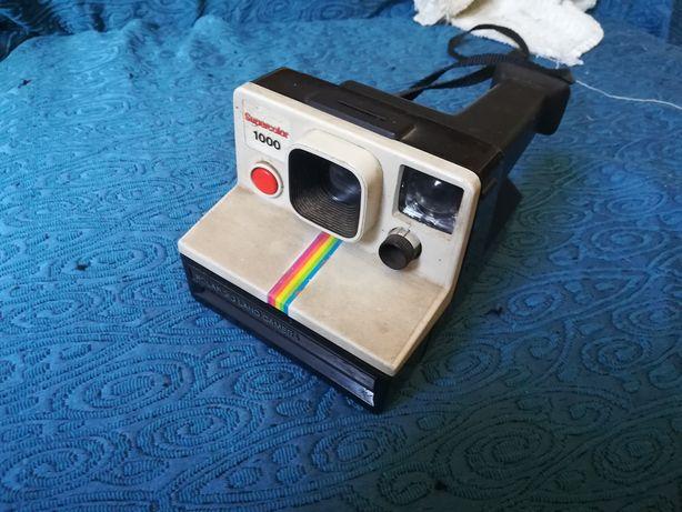 Polaroid supercolor 1000 para colecionadores