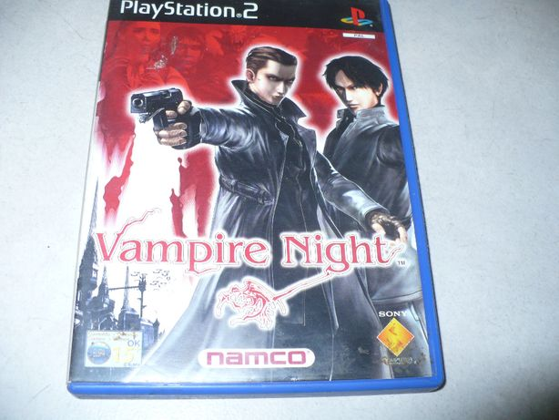 Na Ps2,,Vampire Night''