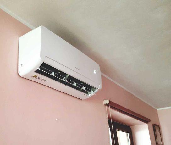 Sprzedaż, montaż i serwis klimatyzacji - grzanie i chłodzenie