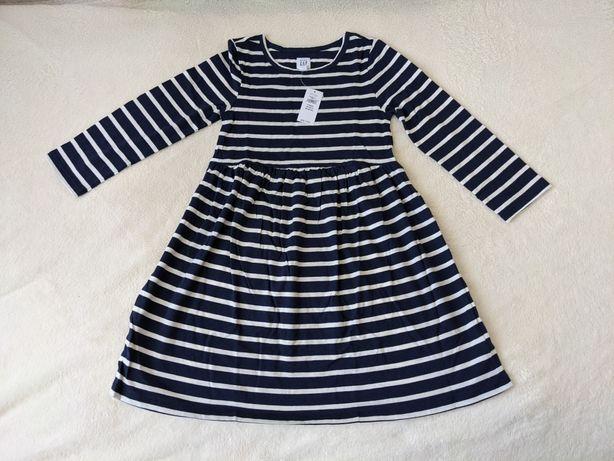 Gap 5 лет платье с рукавом сукня GAP плаття gap 110 Carters Carter's