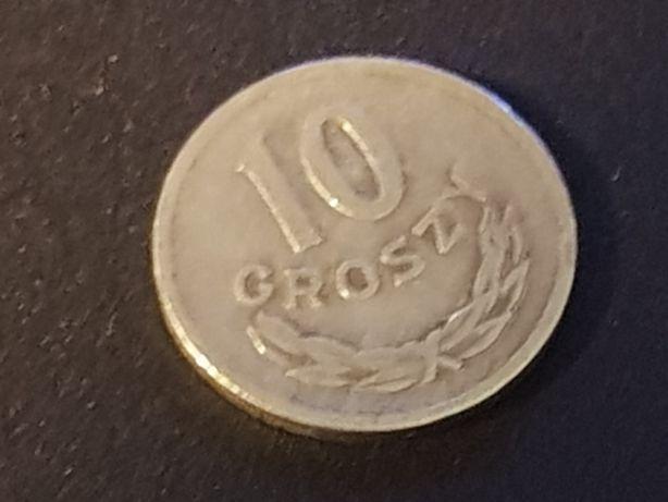 10 groszy z 1967 roku