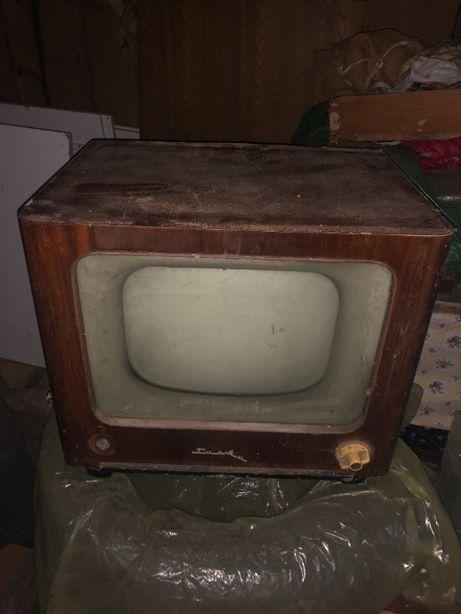 Telewizor TURKUS zabytkowy antyk prl rarytas