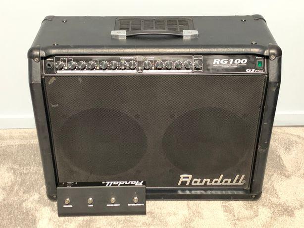 Усилитель/комбик для электрогитары Randall RG 100 G3 Plus