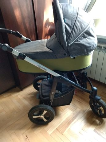 Wózek Baby Design Husky