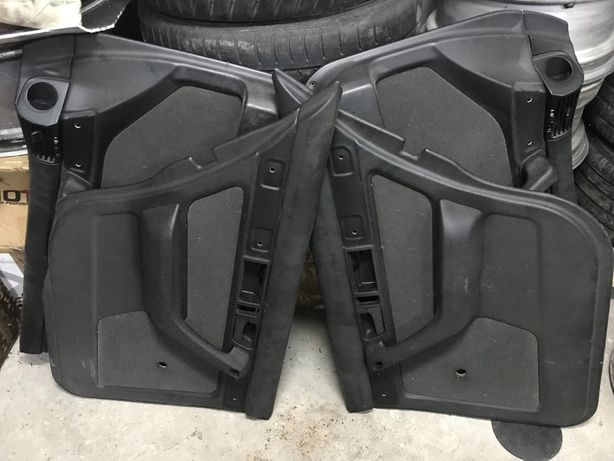BMW e34 Boczki Drzwi Komplet Polift