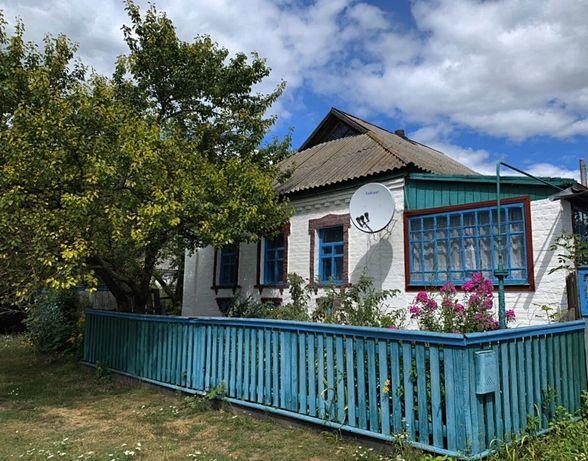 Дом/дача с большим участком Успенка (100км от Сум)